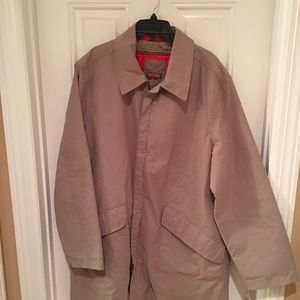 Men's Michael Kors Trench Coat